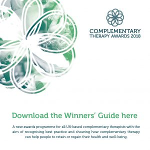 Complementary Therapy Awards